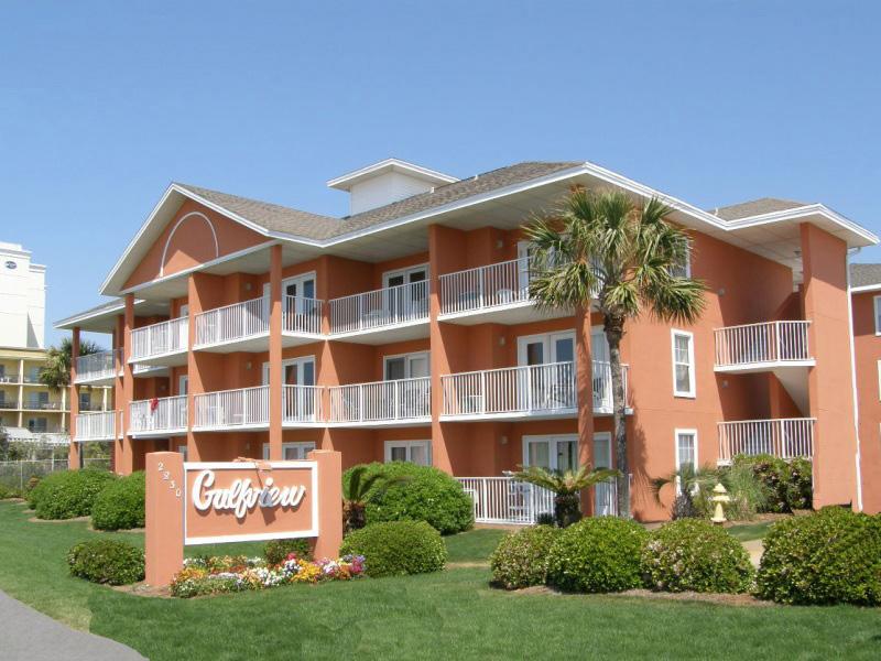 Gulfview 303 beach condos in destin - 1 bedroom beachfront condo in destin fl ...