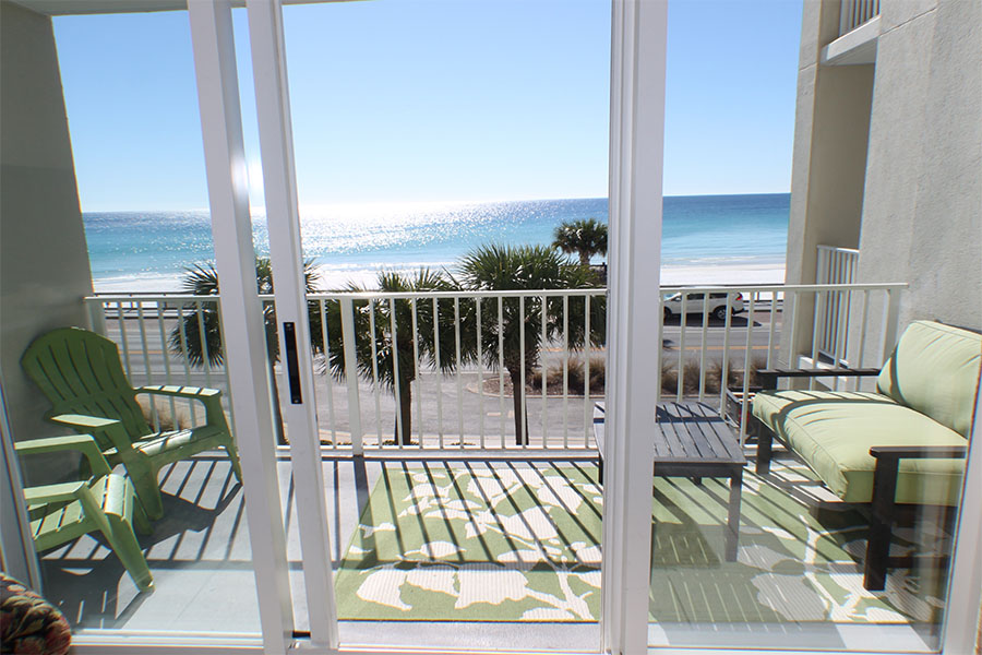 Majestic sun 205b beach condos in destin - 1 bedroom condos in destin fl on the beach ...