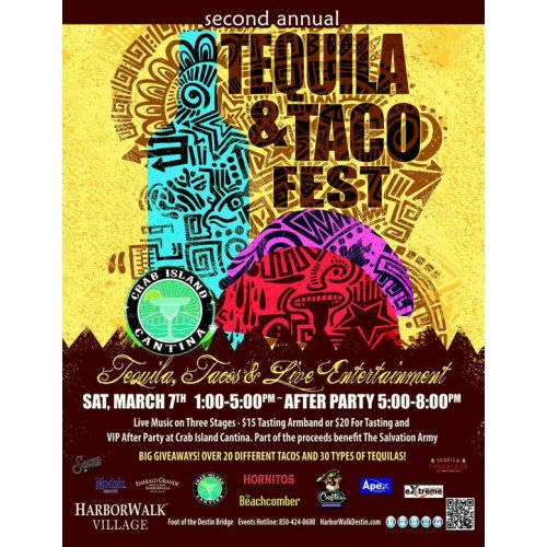 2nd Annual Tequila and Taco Fest
