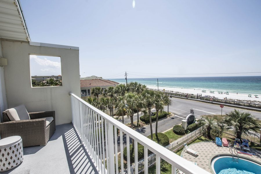Maravilla 2413 beach condos in destin - 1 bedroom condos in destin fl on the beach ...