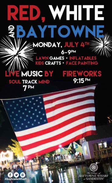Miramar Beach/ Destin 4th of July fireworks