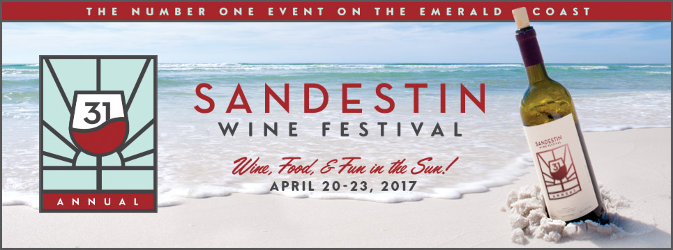 Where to stay San Destin Wine Festival