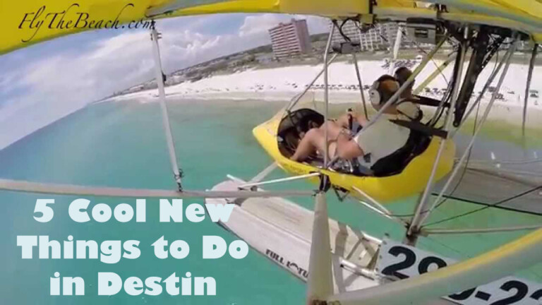 5 Cool New things to Do in Destin