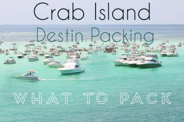 Crab Island Destin Tips And Tricks Beach Condos In Destin