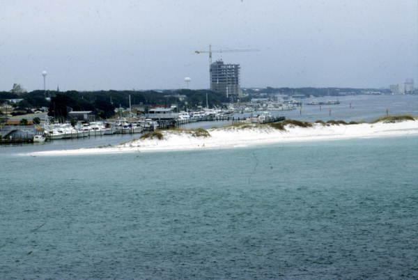 Destin Harbor 1977