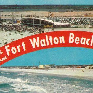 Greetings from our Neighbors in Ft Walton Beach