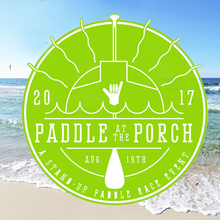 Destin Paddle at The Porch August 19th