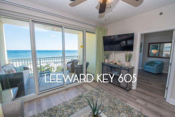 Leeward Key 605
