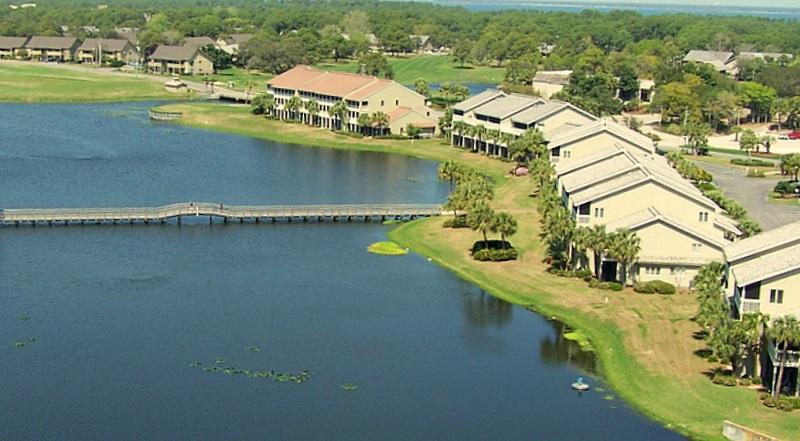Seascape Resort with golf villas